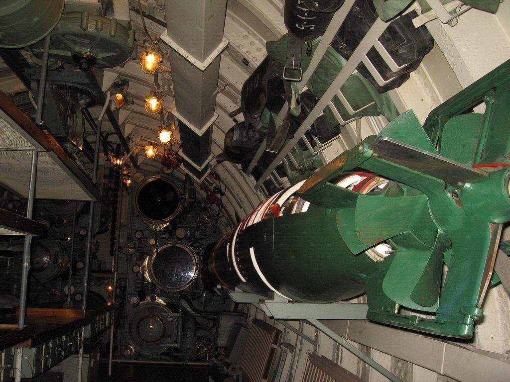 фотографии отсеков американской подводной лодки гостевой